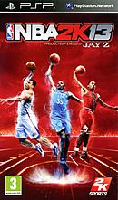 Images NBA 2K13 PlayStation Portable - 0