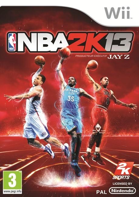 NBA 2K13 PAL WII [MULTI]