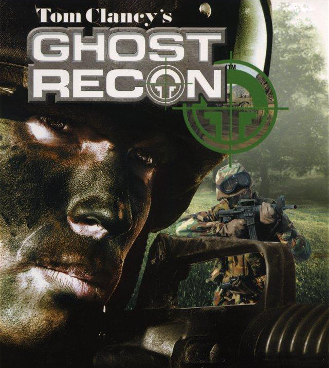 ghost recon jeu playstation - photo #10