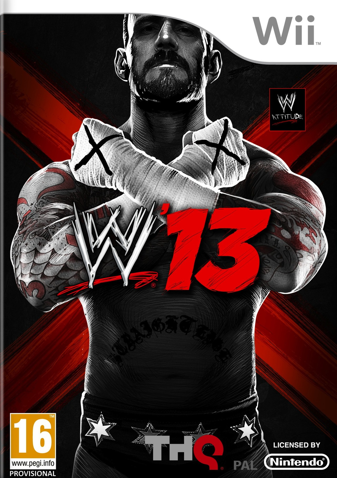 WWE'13  [Wii | FREE]  (Exclue)
