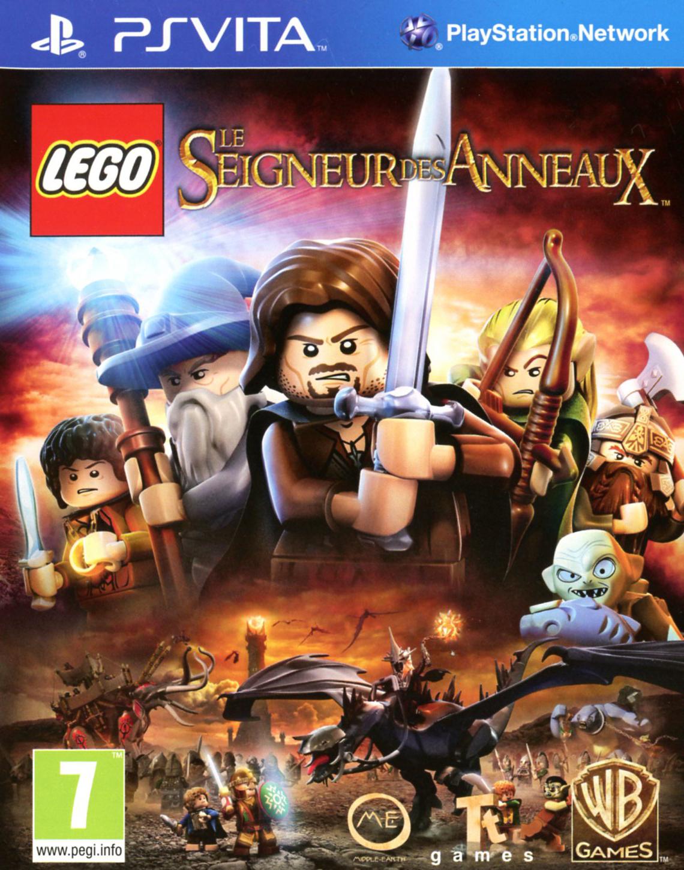 Lego le seigneur des anneaux sur playstation vita - Jeux de lego sur jeux info ...