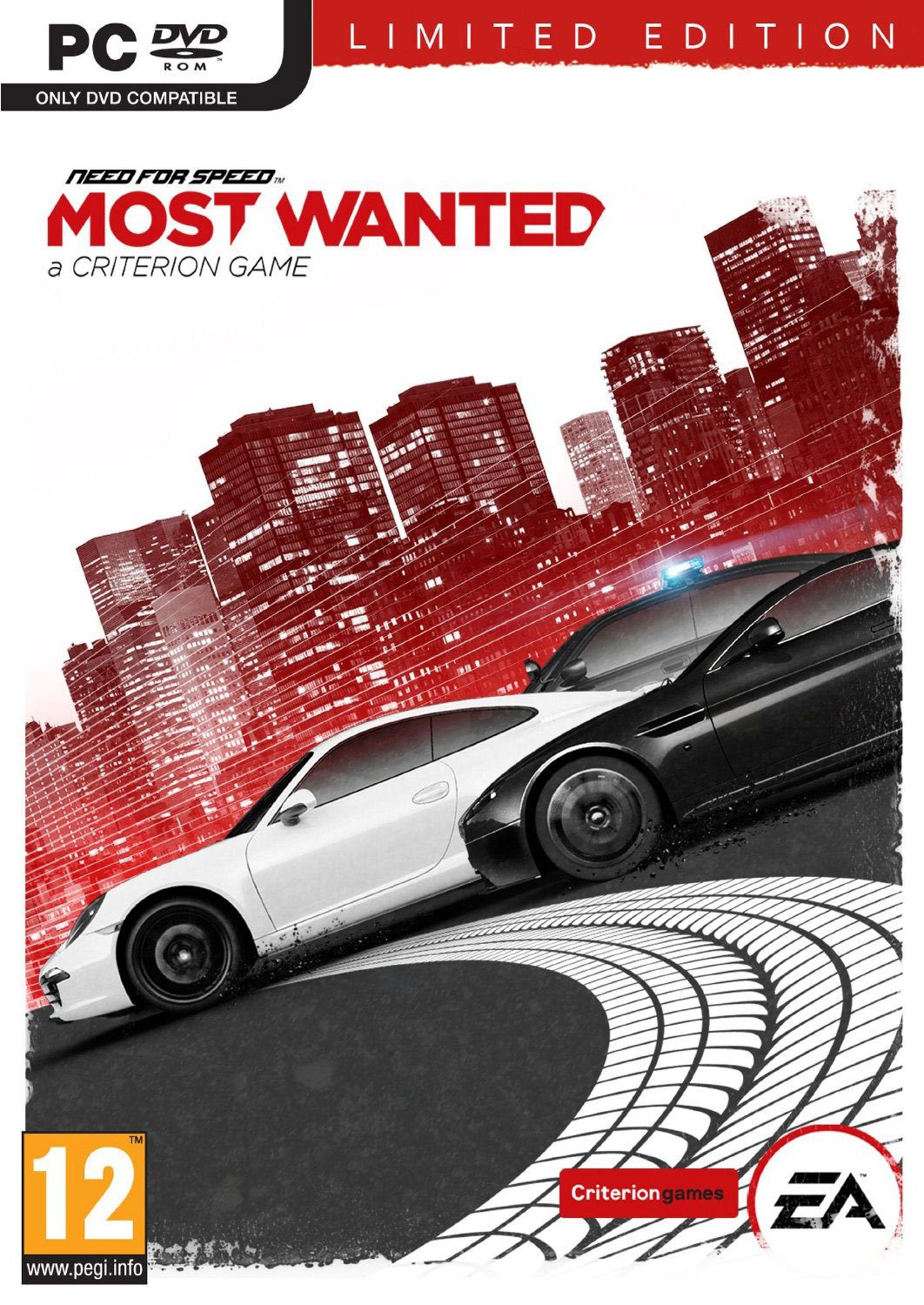 Need For Speed Most Wanted Limited Edition [FR] [MULTI]