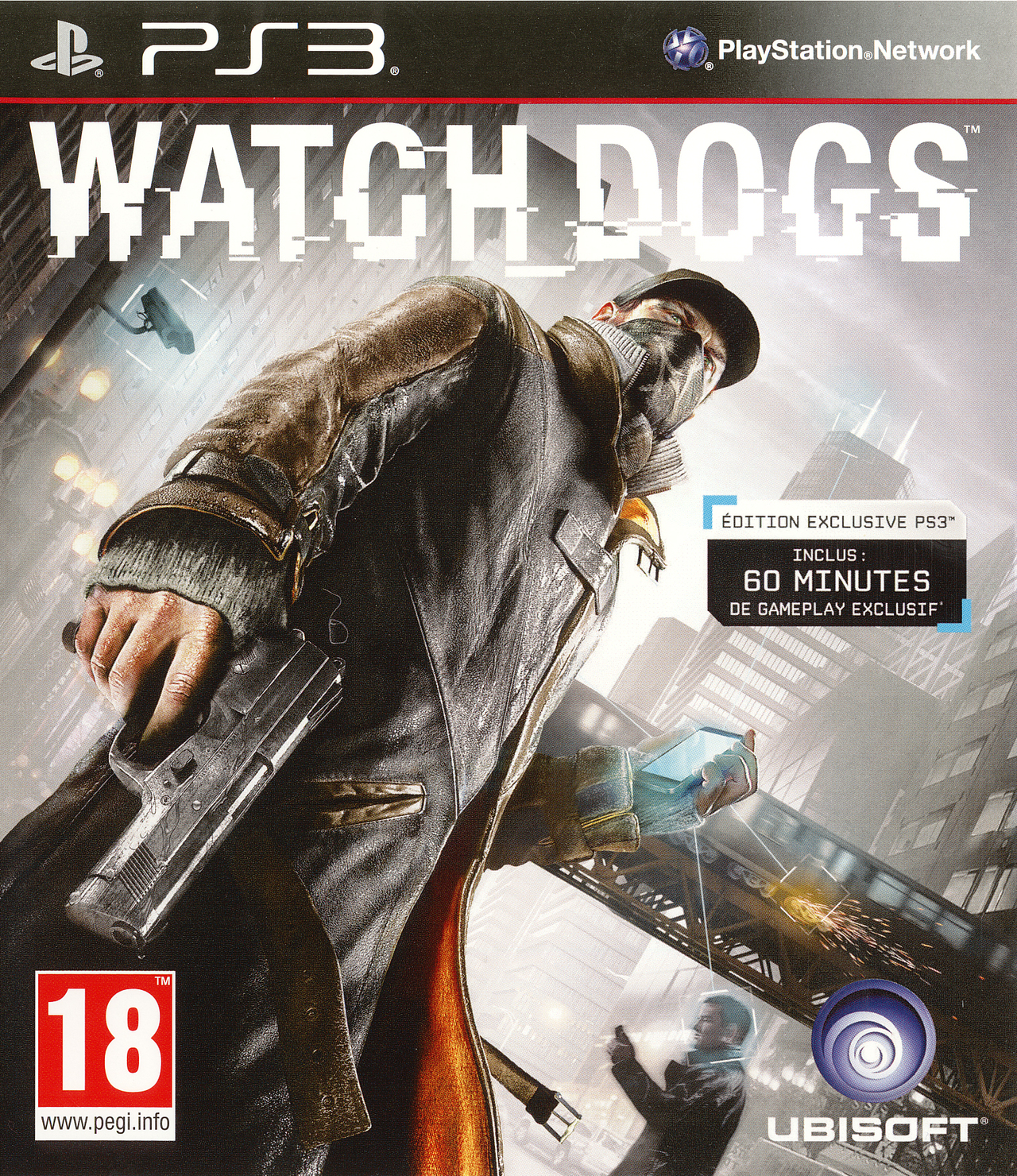 X  Watch Dogs