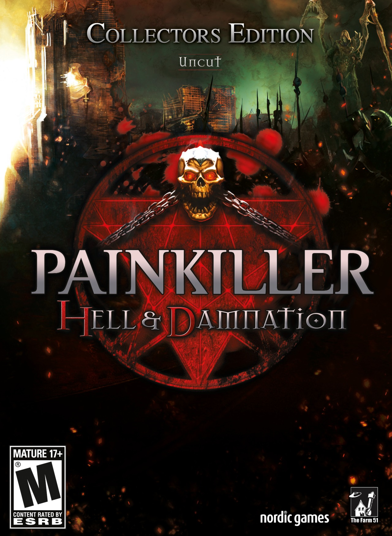 Painkiller Hell & Damnation  [PC | ISO] + Crack [MULTI] (Exclue)
