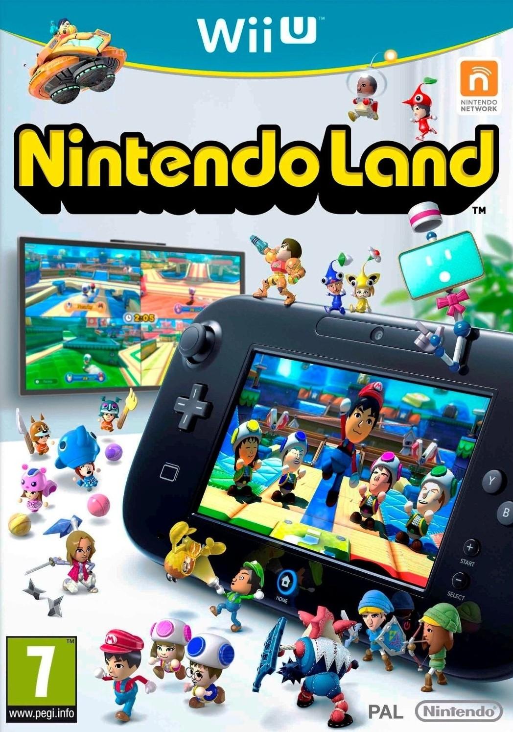 Nintendo Wii U Games : Wiiu la wii u hooper