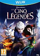 Images Les Cinq Légendes Wii U - 0