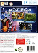 Images Les Cinq Légendes Wii - 1