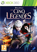 Images Les Cinq Légendes Xbox 360 - 0