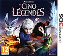 Images Les Cinq Légendes Nintendo 3DS - 0