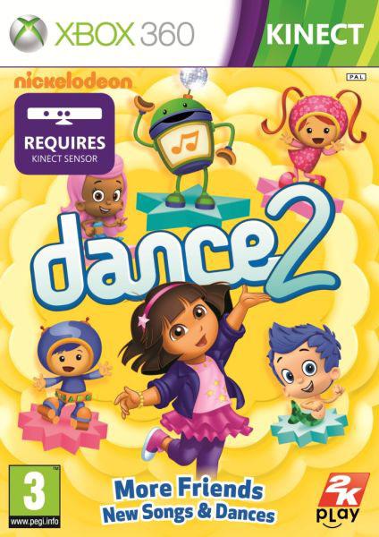 Nickelodeon dance 2 sur xbox 360 - Jeux de nick junior ...