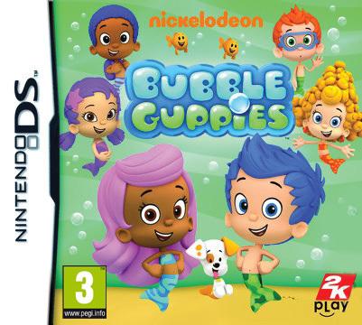 Bubble guppies sur nintendo ds - Jeux bubble guppies ...
