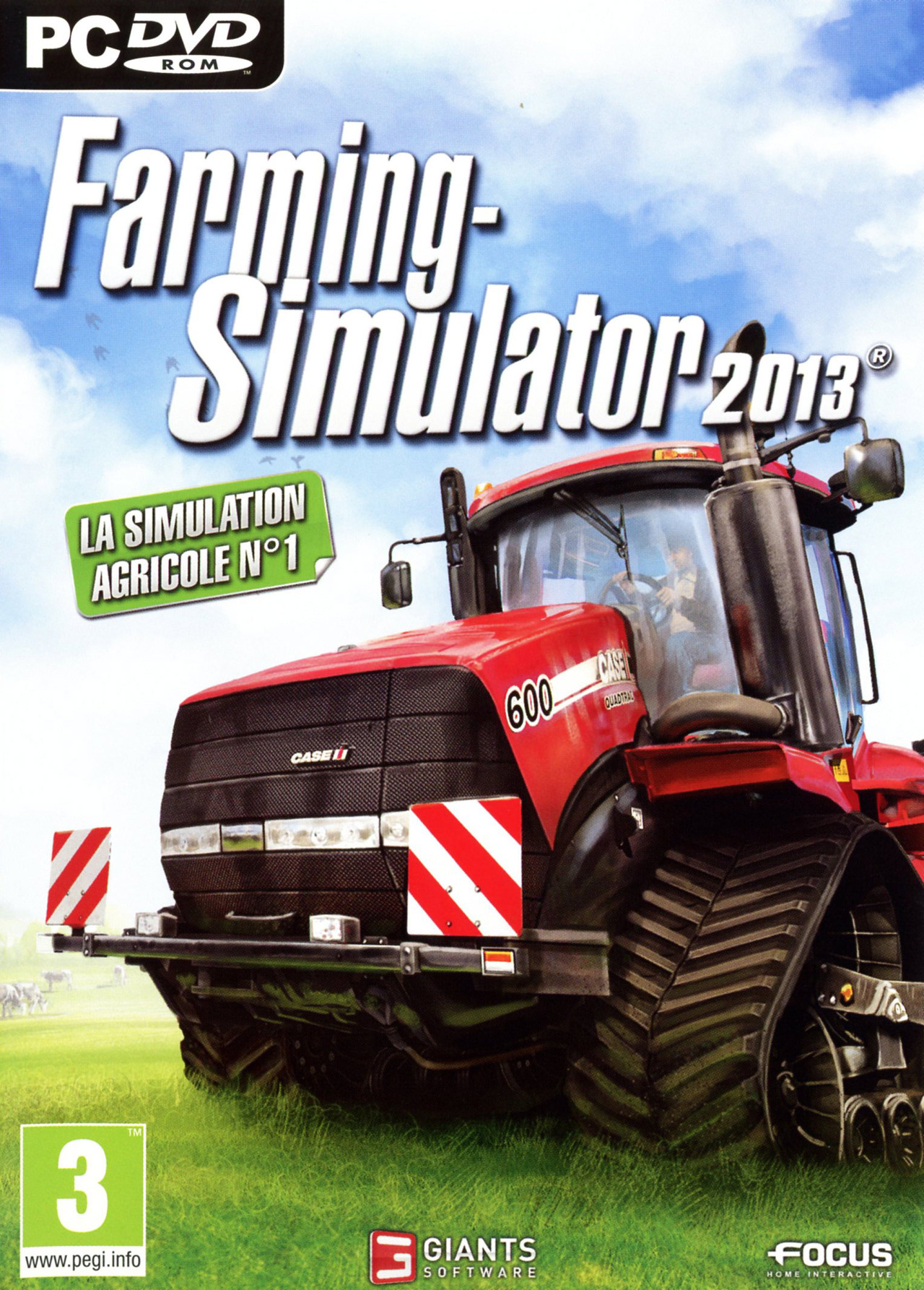Farming Simulator 2013 [MULTI]
