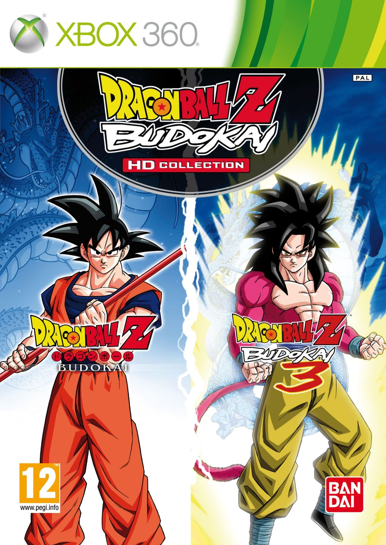 Dragonball Z Budokai HD Collection PAL XBOX360 [MULTI]