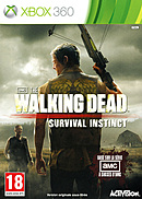 Jaquette The Walking Dead : Survival Instinct - Xbox 360