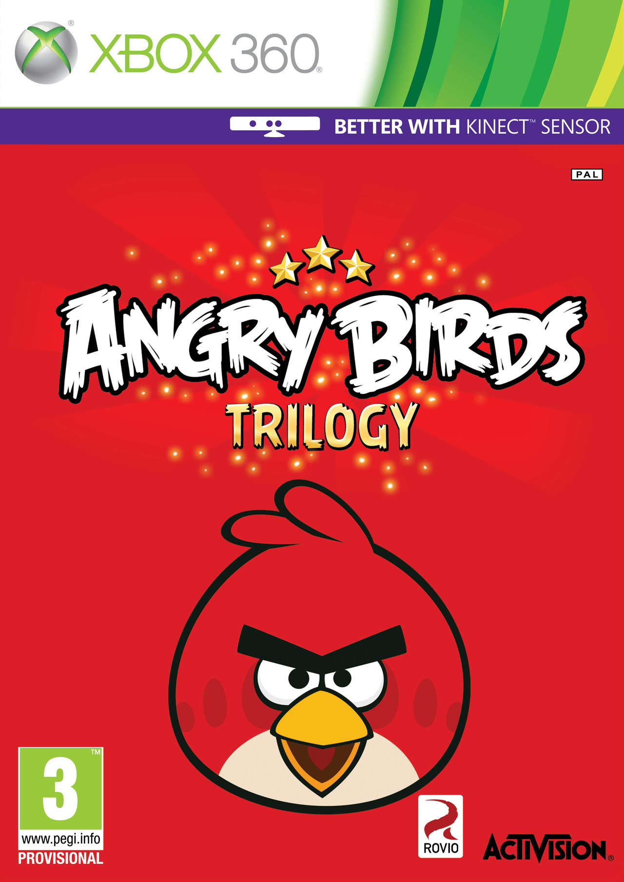 Angry Birds Trilogy XBOX360 [MULTI]