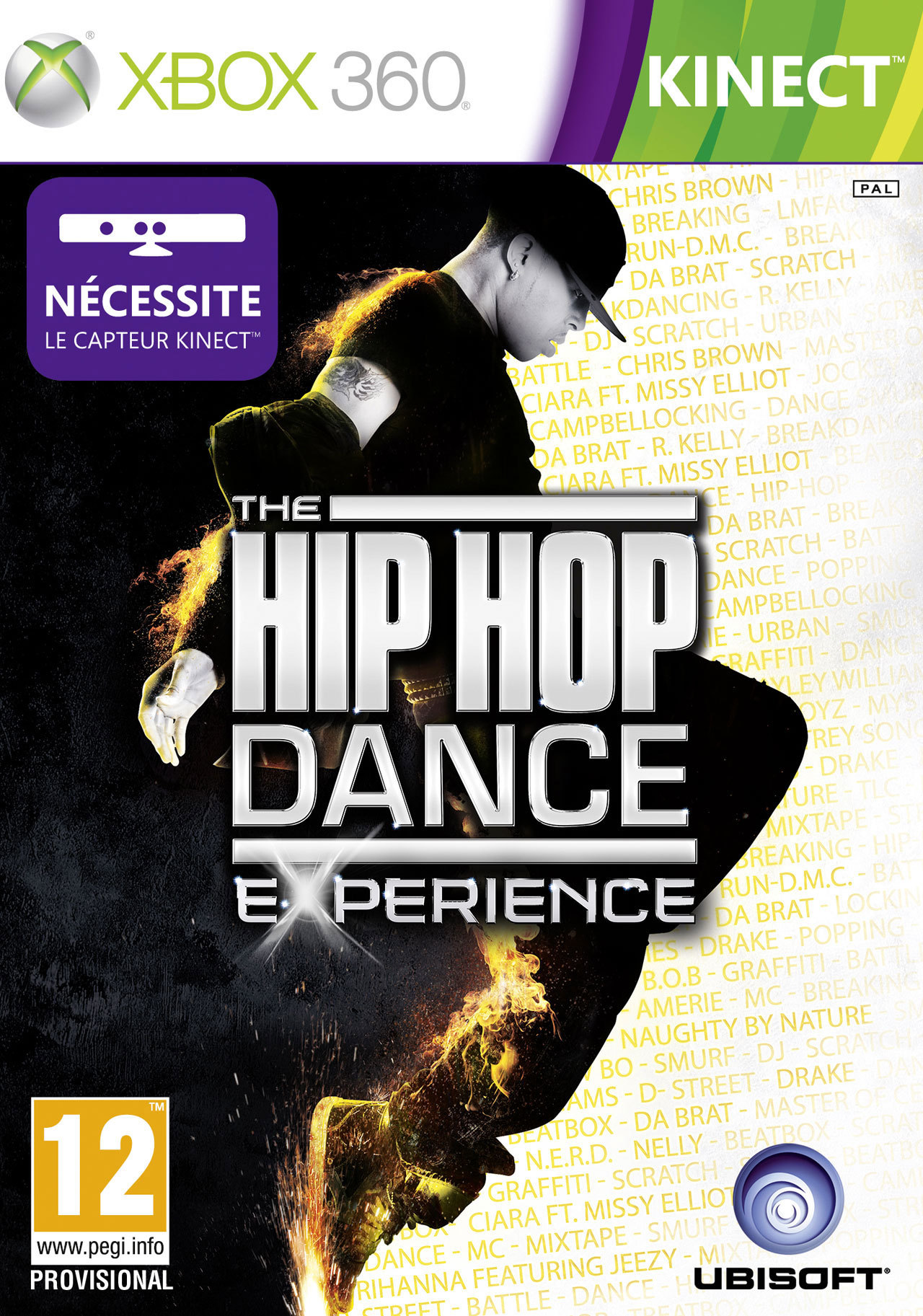 The Hip-Hop Dance Experience XBOX [MULTI]