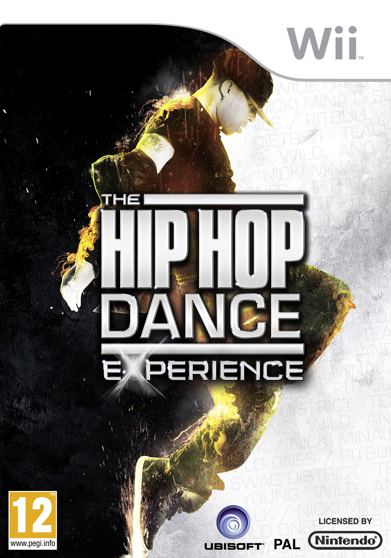 The Hip Hop Dance Experience PAL Wii [MULTI]