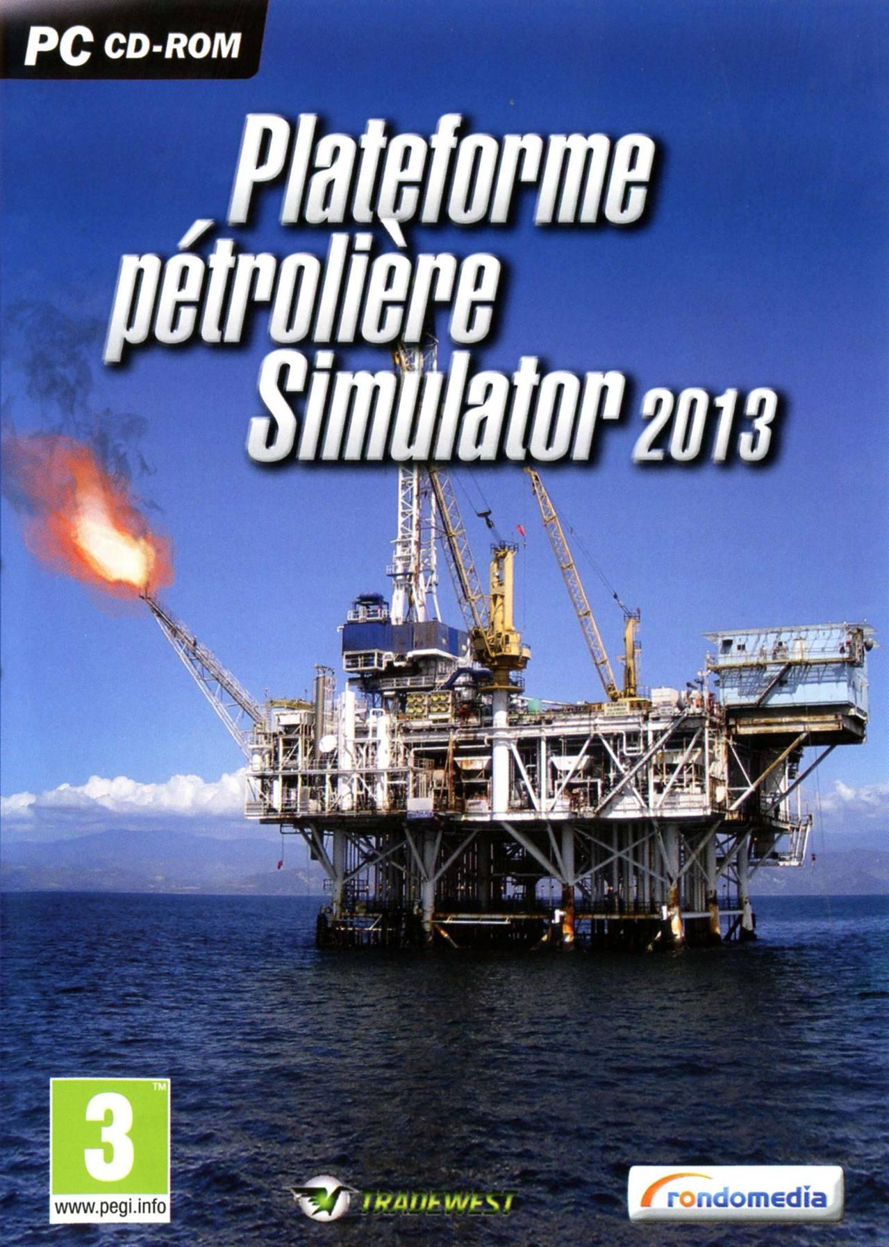 Plateforme P 233 Troli 232 Re Simulator 2013 Sur Pc Jeuxvideo Com