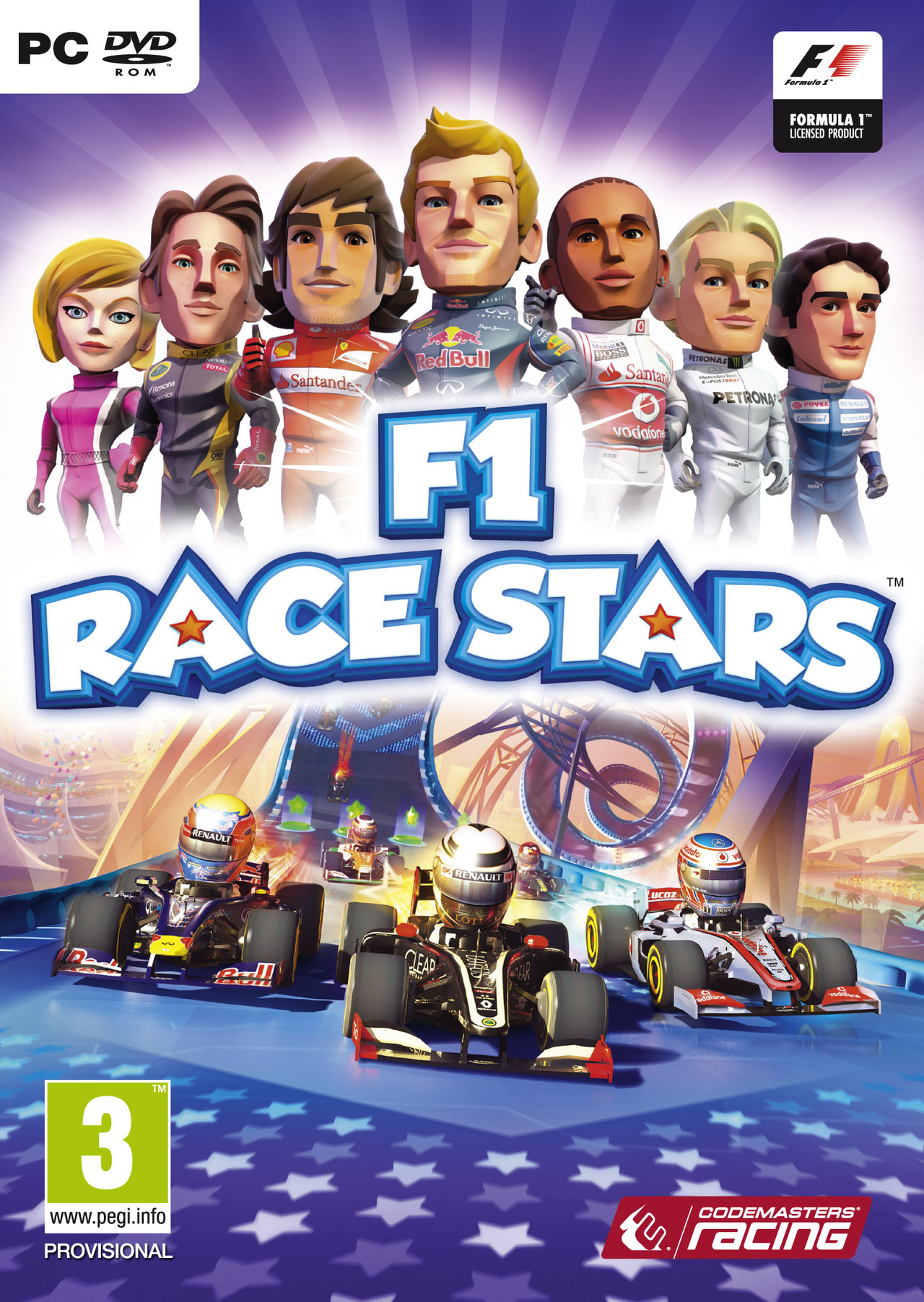 F1 Race Stars PC | Multi Lien