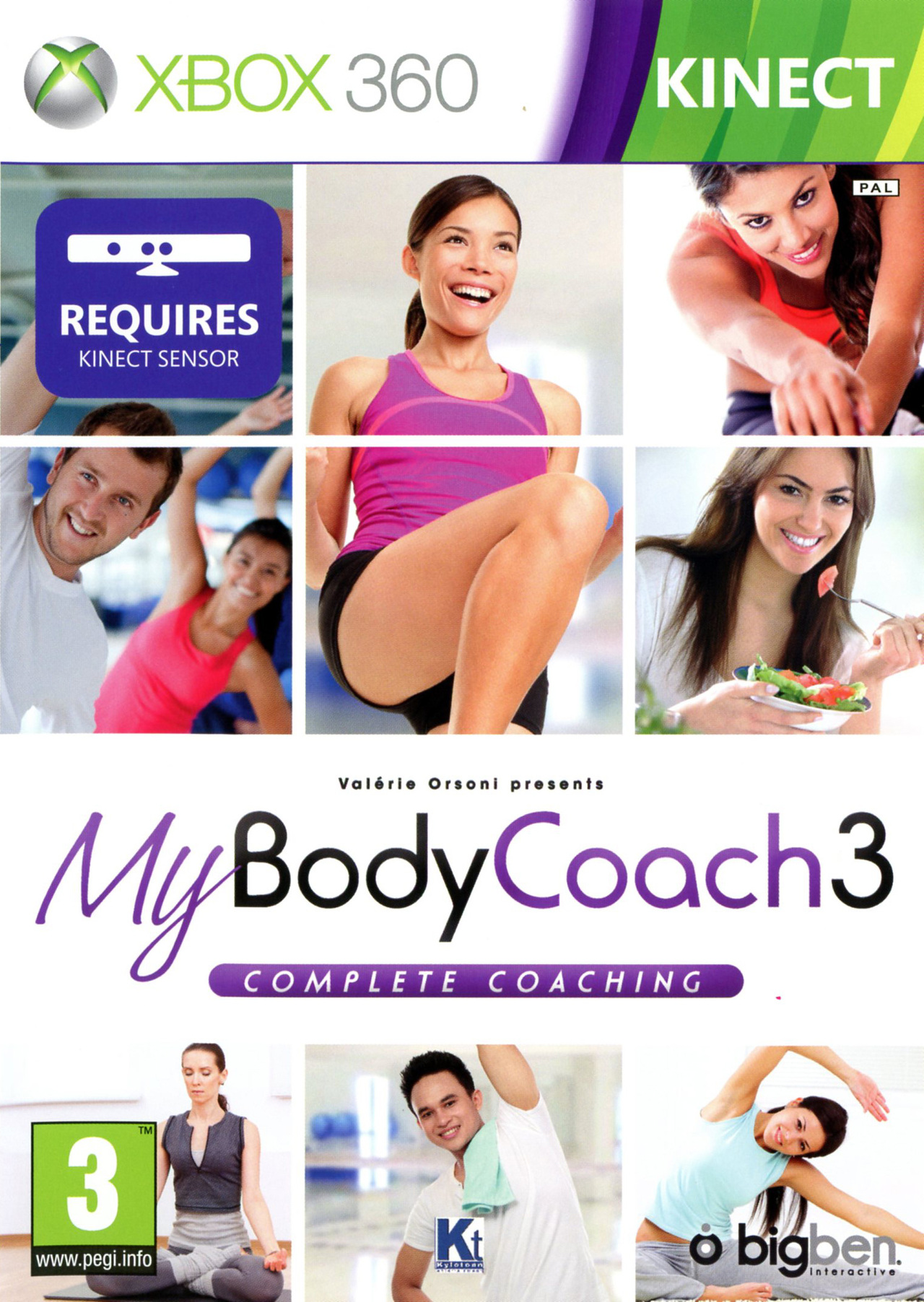Images My Body Coach 3 Xbox 360 - 1