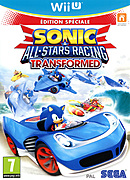 Images Sonic & All Stars Racing Transformed Wii U - 0
