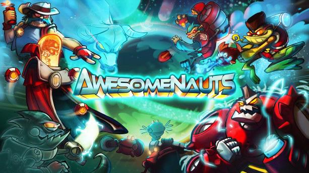 UpExc: [MiniGame] Awesomenauts PC [TiNYiSO]