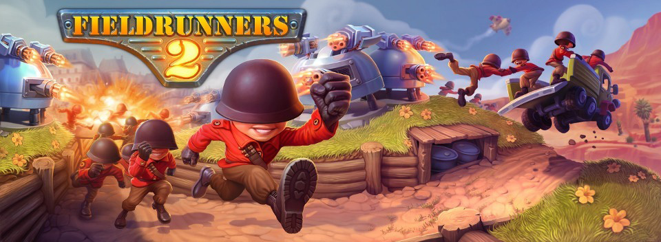 Fieldrunners 2  [PC] [MULTI]