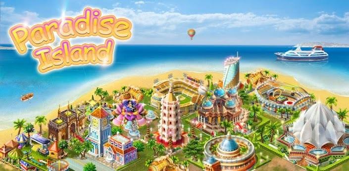 Скачать взлом Paradise Island (Бесконечные …
