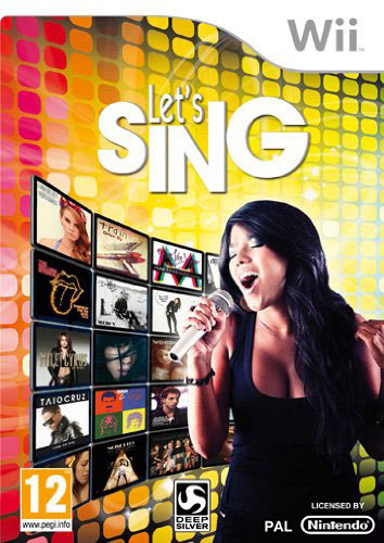 Let's Sing PAL WII [MULTI]