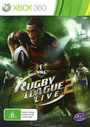 Images Rugby League Live 2 Xbox 360 - 0
