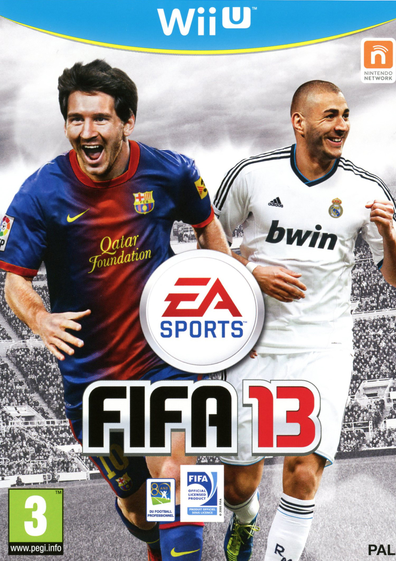 fifa 13 sur wii u. Black Bedroom Furniture Sets. Home Design Ideas
