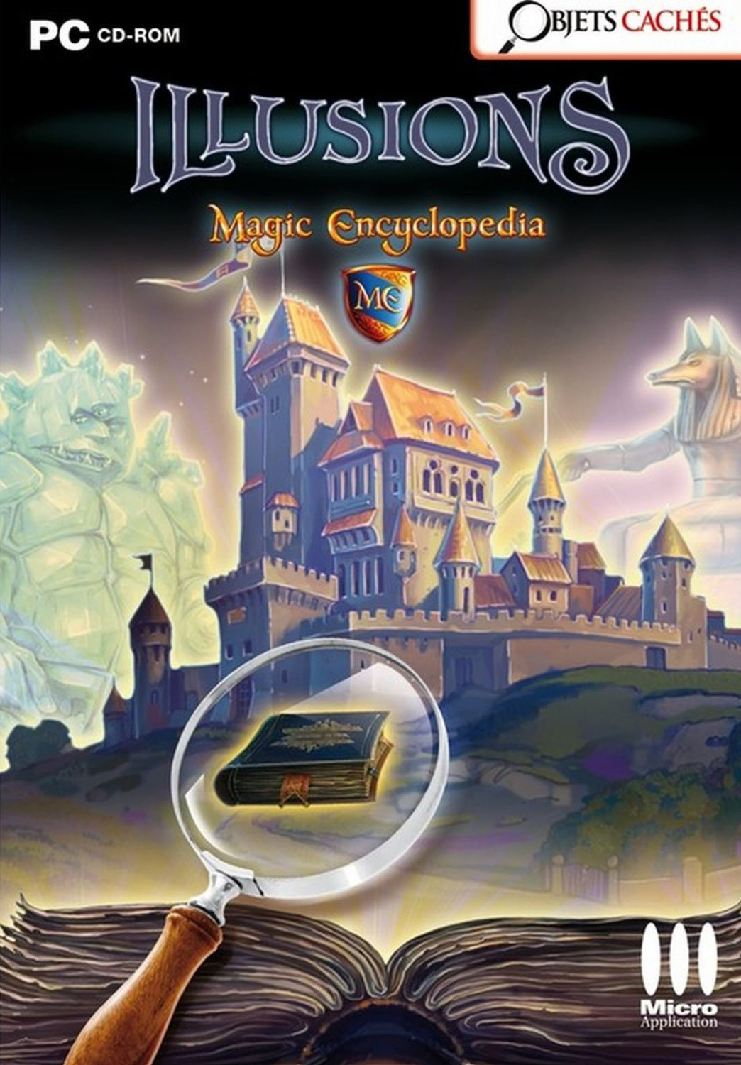 [MULTI] Magic Encyclopedia 3 : Illusions [PC] [FRENCH]