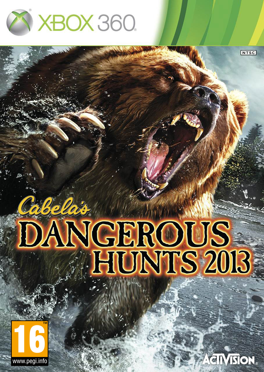 Cabela's Dangerous Hunts 2013 Crack by SKIDROW (2012/ENG) .