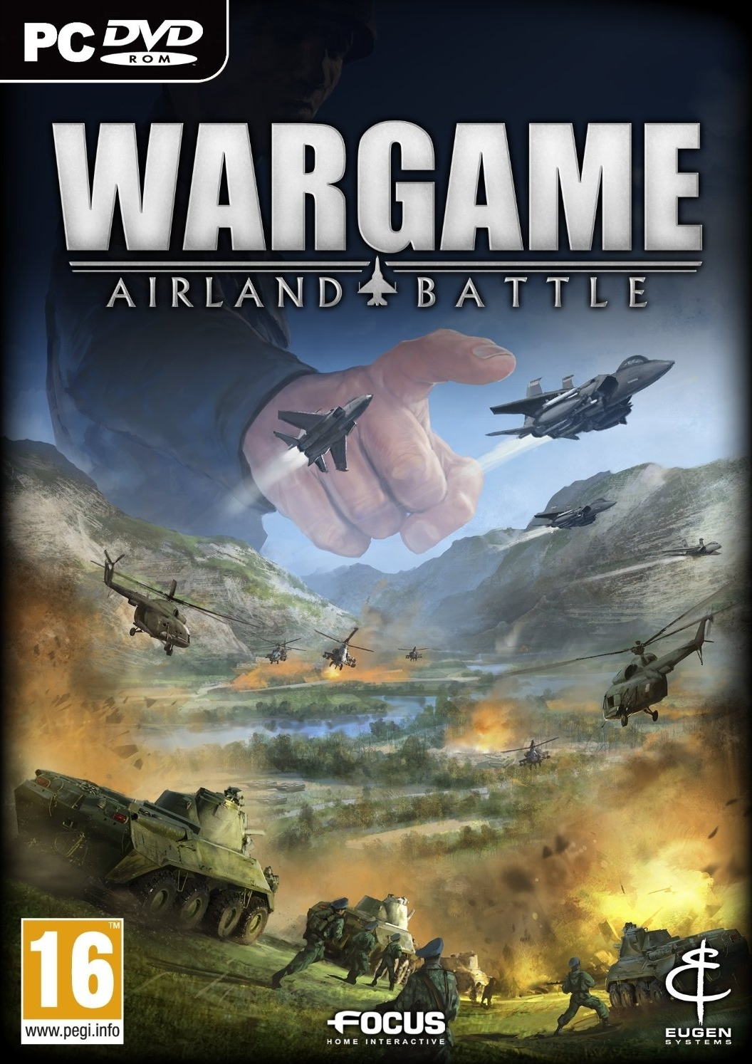 Images Wargame : AirLand Battle PC - 1