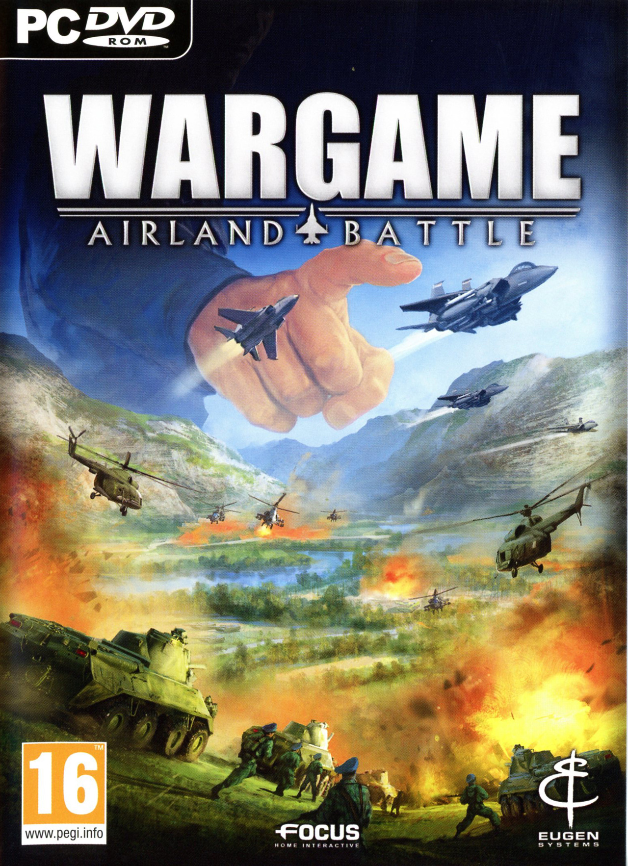 Wargame : AirLand Battle (2013) (RELOADED) [MULTi-FR] [CRACK]