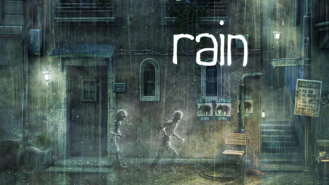 [Multi] Rain PSN PS3