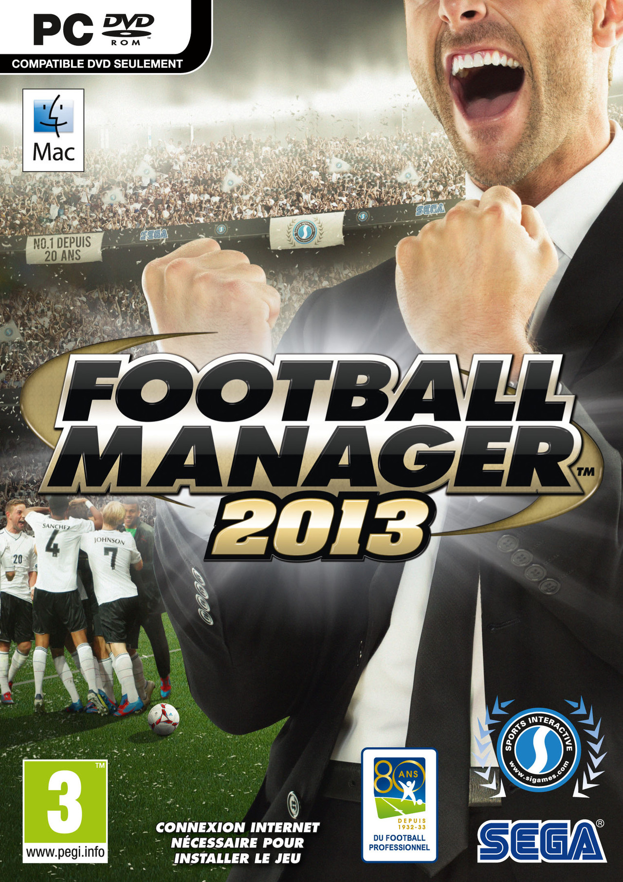 Football Manager 2013  [PC | ISO] FULL + CRACK