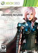 Jaquette Lightning Returns : Final Fantasy XIII - Xbox 360