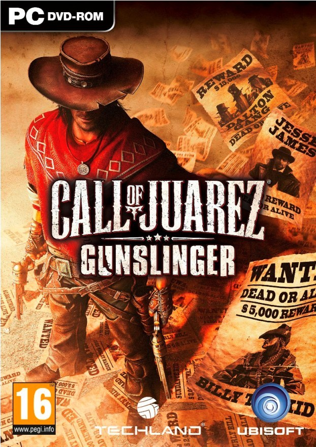 Call of Juarez : Gunslinger  [PC] [MULTI]