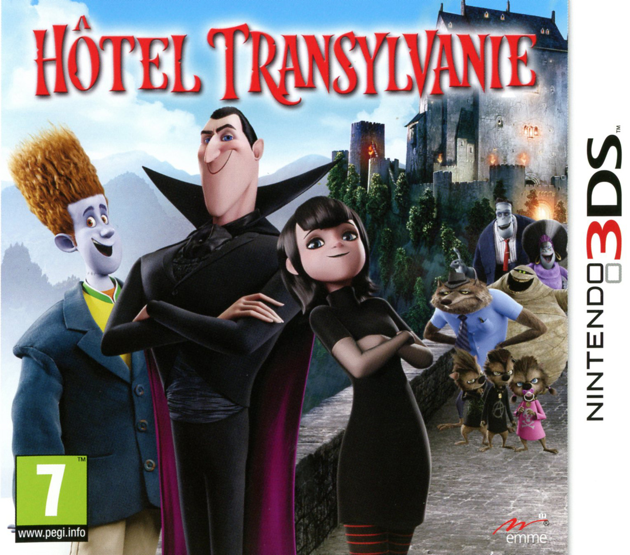 Hotel Transylvanie DS