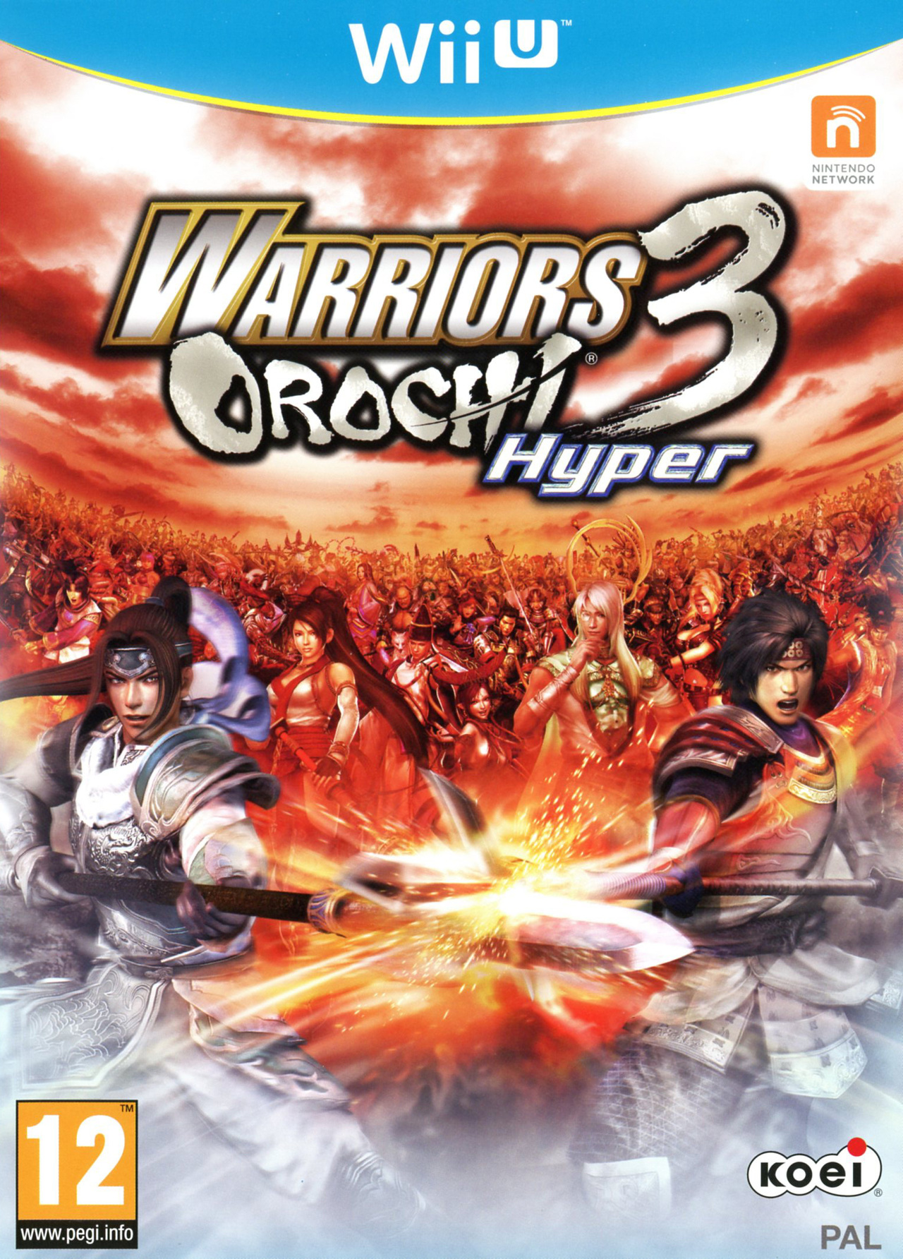 Images Warriors Orochi 3 Hyper Wii U - 1