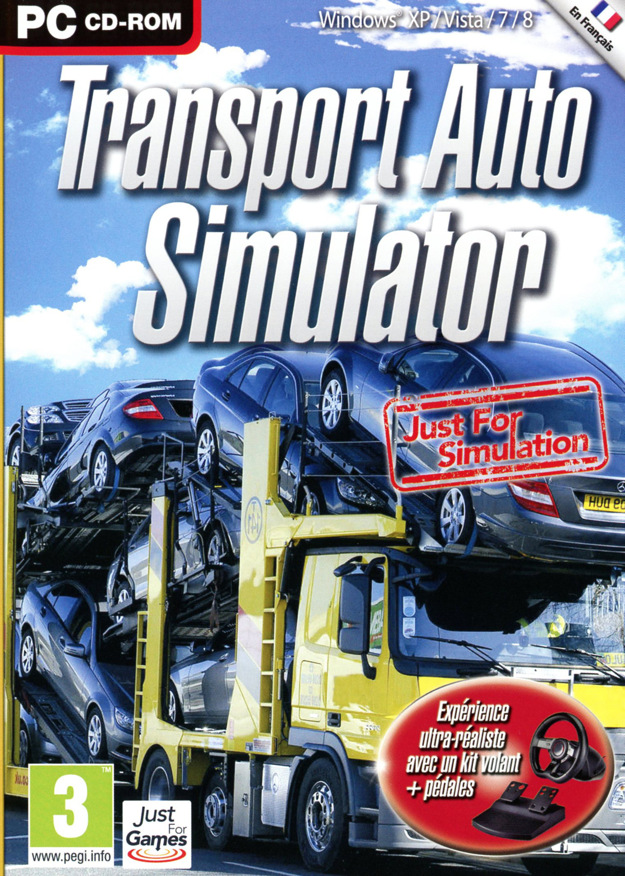 Images Transport Auto Simulator PC - 1