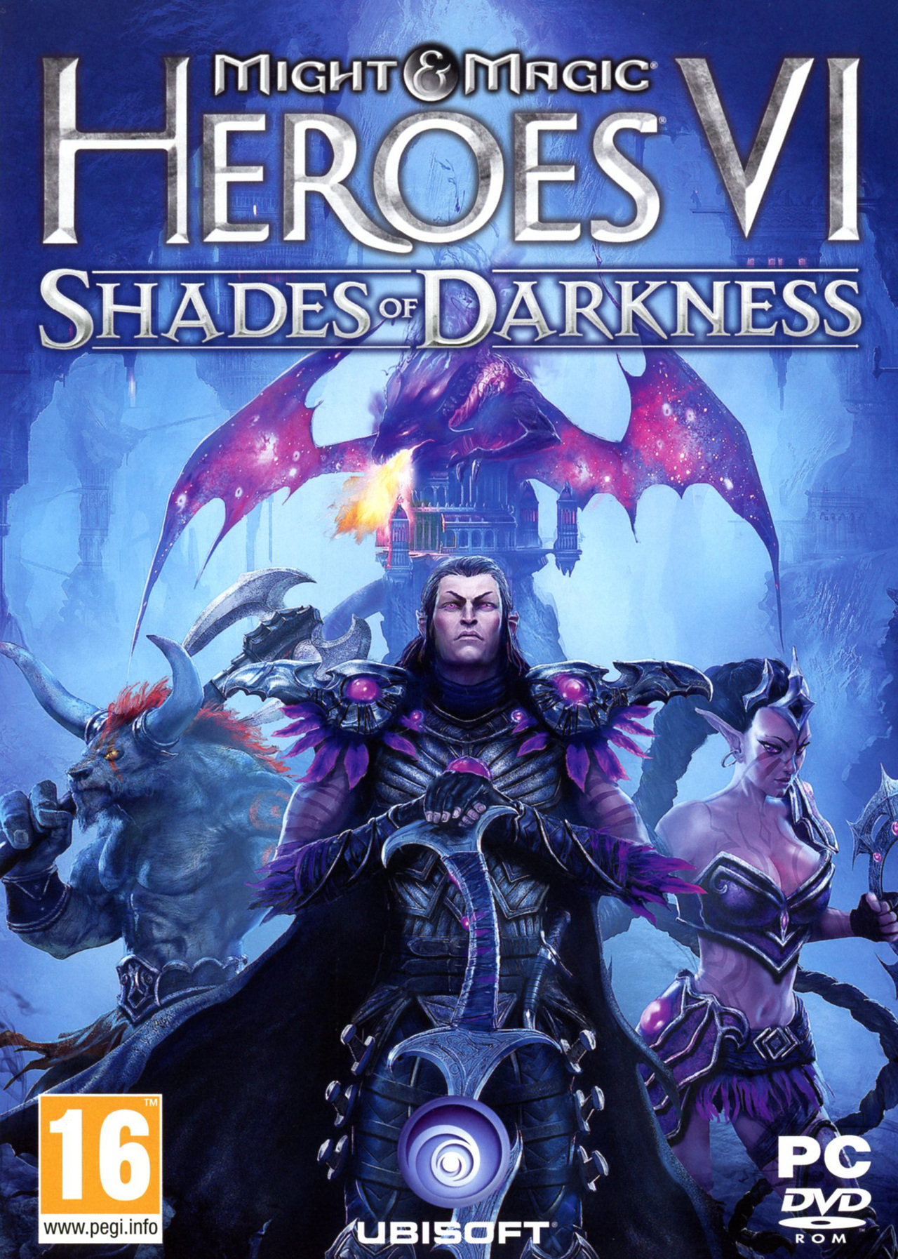 Might & Magic Heroes VI : Shades of Darkness  [PC] [MULTI]