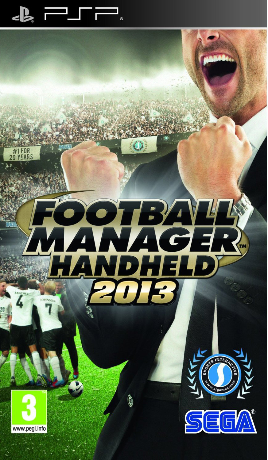Images Football Manager 2013 PlayStation Portable - 1