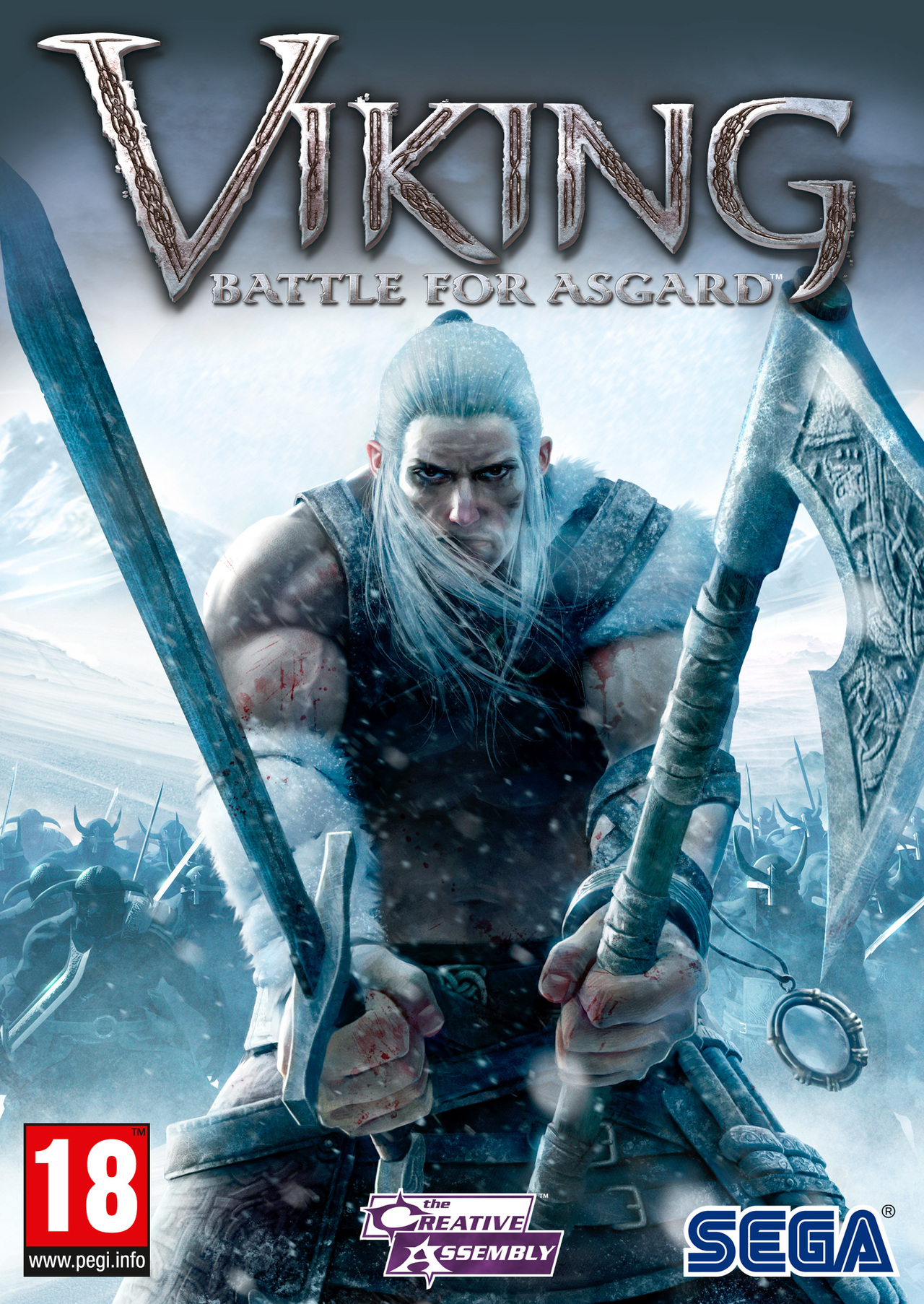 Viking : Battle for Asgard + crack