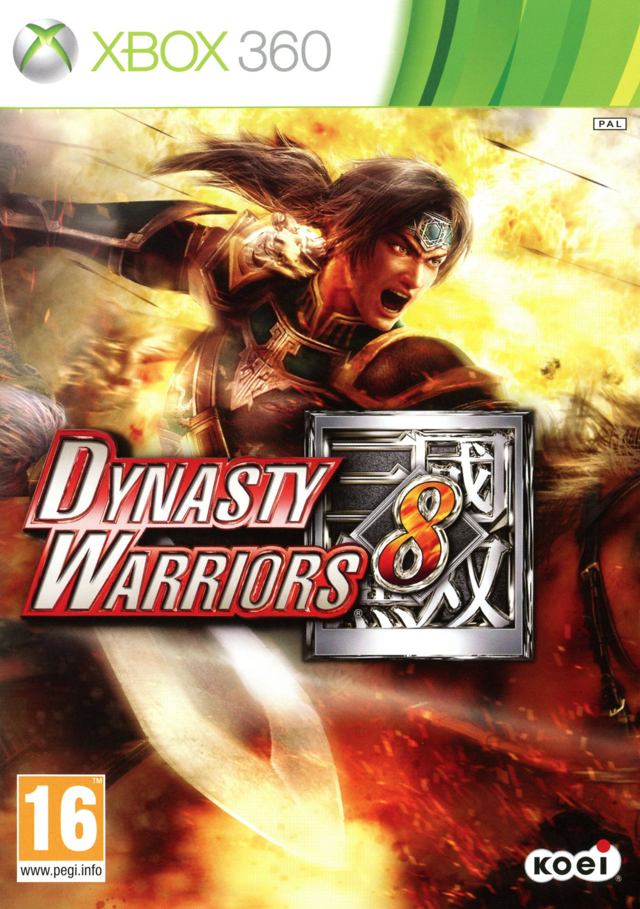 ~ [My-uP] ~ [ Dynasty Warriors 8 XboX 360 7.50 Gb ] ~ [My-uP] ~ Jaquette-dynasty-warriors-8-xbox-360-cover-avant-g-1374073875