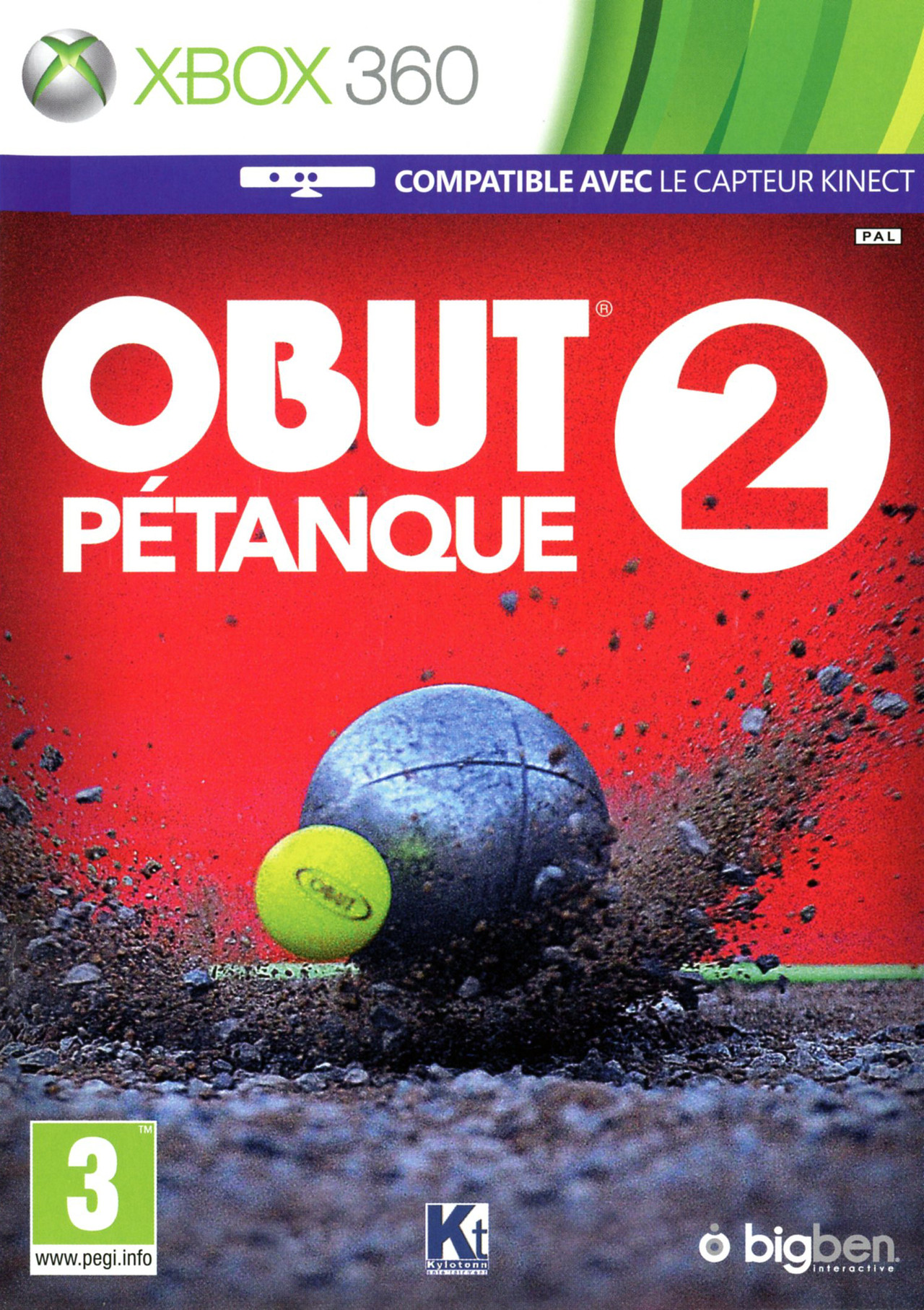 Obut Petanque 2 PAL XBOX360 [MULTI]