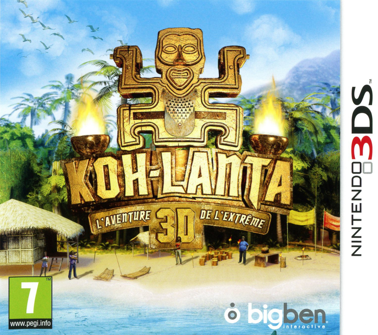 koh lanta 3d l aventure de l extr u00eame sur nintendo 3ds jeuxvideo com nintendo ds buyers guide nintendo ds buying guide