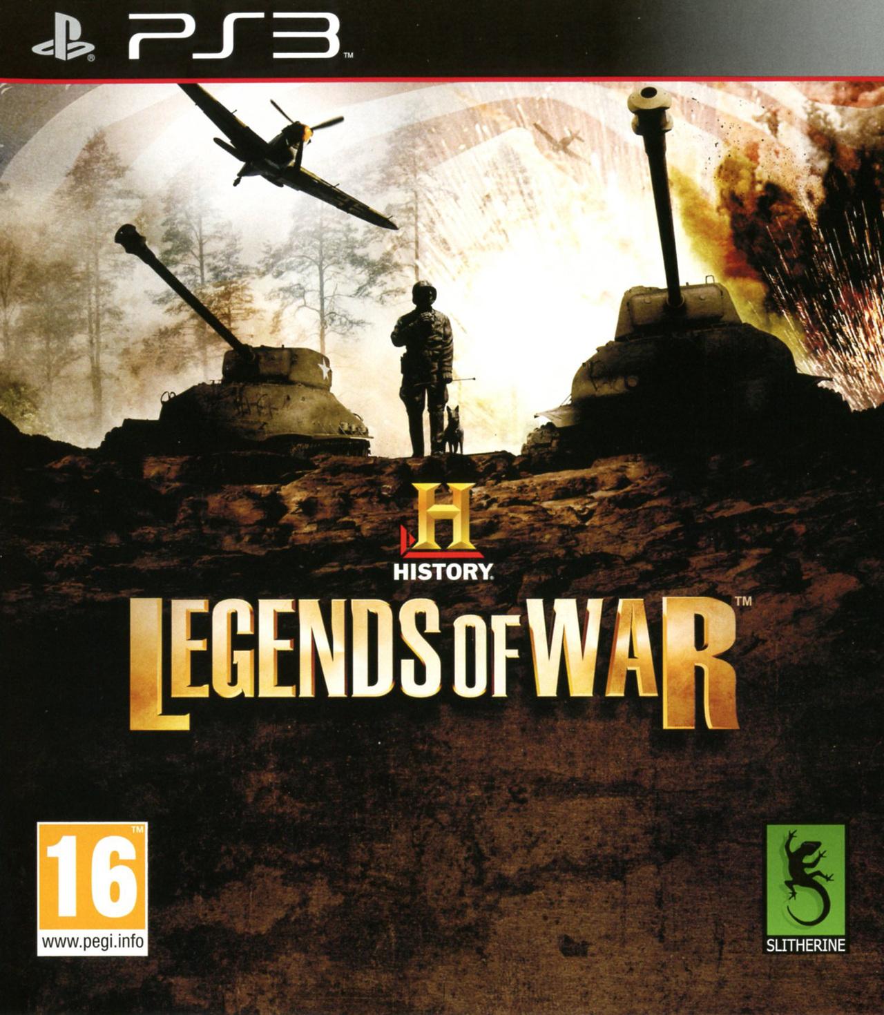legends of war sur playstation 3. Black Bedroom Furniture Sets. Home Design Ideas