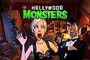 Images Hollywood Monsters iPhone/iPod - 0